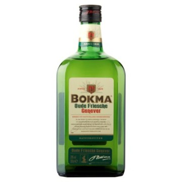 Bokma Oude Genever vierkant 1L