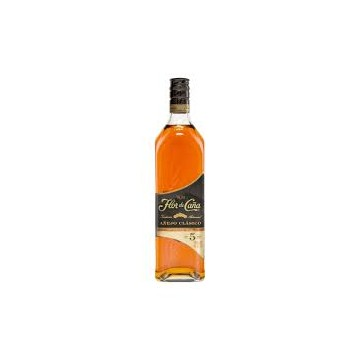 Flor de Cana Anejo Classico 5 Years Old White Rum Nicaragua